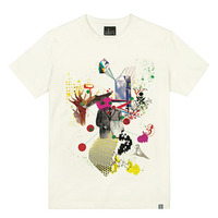 - THE SHIRTS -79722 giant 라운드 반팔 티셔츠 (3Color)