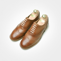 81885 Premium FA-059 Shoes (Oil Brown)