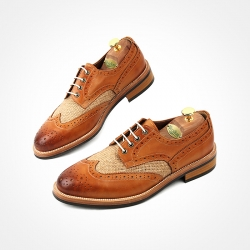 85204 HM-RS023 Shoes (Brown)
