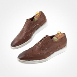 85221 HM-RS034 Shoes (Choco Brown)