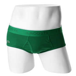 -LACOSTE- 93568 Supima Cotton Brief (Green)