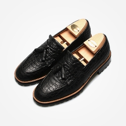 93621 Premium FA-123 Shoes (Black)