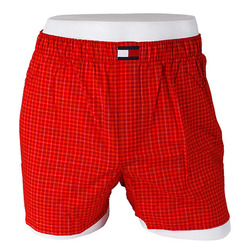 -Tommy Hilfiger- 88136 Cotton Trunk (Red)