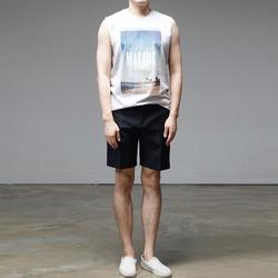 95656 클래식나염 하프슬리브 티셔츠 (3Color)