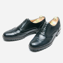 81145 Premium FA-017 Shoes (Black)