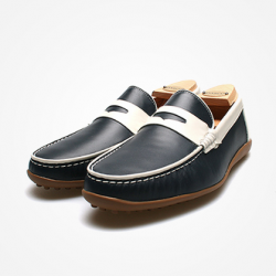 93989 Premium FA-134 Shoes (Navy+White)